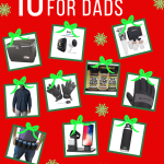 Holiday Gift Ideas for Dad