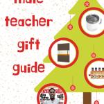 giftguide for male teacher