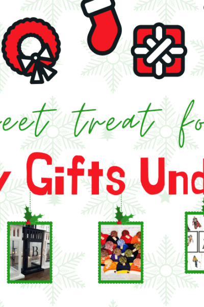 Under $15 gift guide