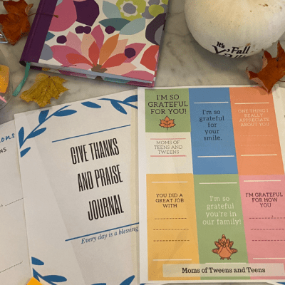 Let's Cultivate A Spirit Of Gratitude In Our Kids And Our Homes With This Gratitude Bundle!