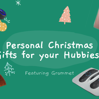 Personal Christmas Gifts for Your Hubbies!