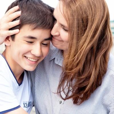 Raising Sons To Be Good Men With Kara Lewis