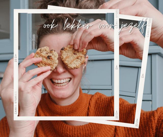 koekjes bakken kinderen