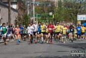 Mom's Run 2015 Starting Line