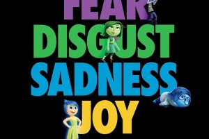 Feeling Inside Out – Joy, Fear, Sadness, Anger, Disgust
