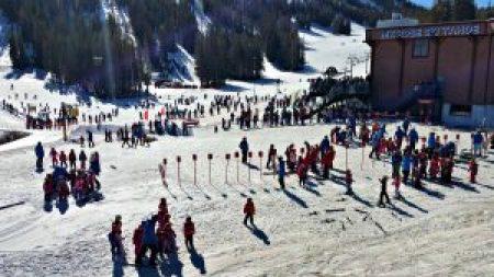 Ski at Rose