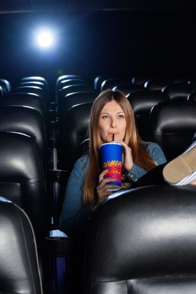 Going to the Movies Alone