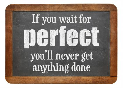 perfectionism and procrastination
