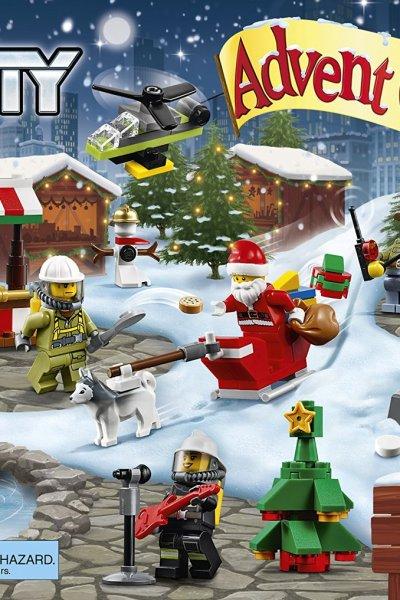 Advent Calendars for Christmas 2016: LEGO, Disney and Barbie