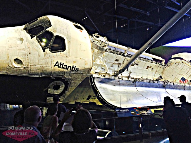 Kennedy Space Center Shuttle Atlantis