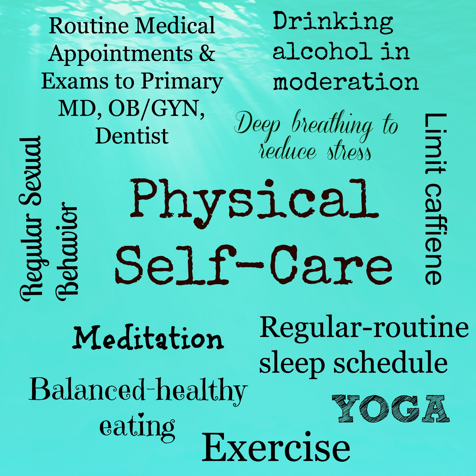 Part 2 How To Increase Self Care In Your Life