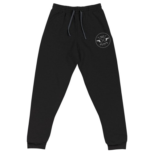 Moms Who Carry Logo Embroidered Joggers