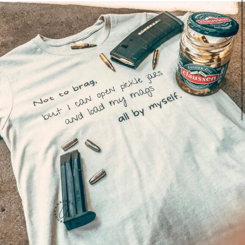 Pickle Jars & Mags Short-Sleeve T-Shirt