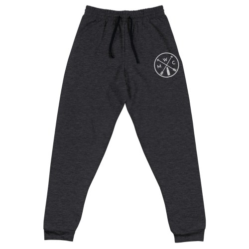 MWC Logo Embroidered Joggers