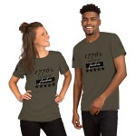 1776% Chance of Freedom Short-Sleeve T-Shirt