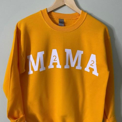 2A Mama Softie Pullover