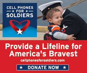 Cell Phones for Soldiers – Donate Your Old Phones for a Great Cause!