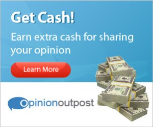 Check out Paid Survey Opportunities From Opinion Outpost