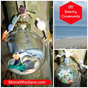 DIY Beach Ornaments — A Fun Way to Remember Your Beach Trip!