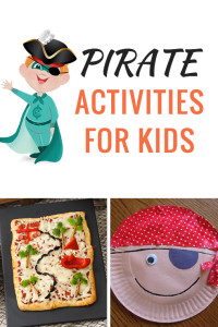 Pirate Learning Activities for Kids