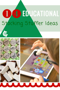 Educational Stocking Stuffers, Personalized Letter from Santa, & Kids' DIY