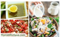 amazing homemade salad dressings and condiments