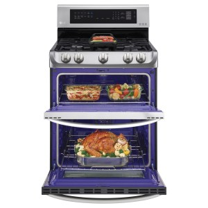 Just in Time for the Holidays — You'll Love the LG ProBake Double Oven
