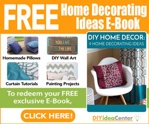 Free Home Decorating Ideas E-Book