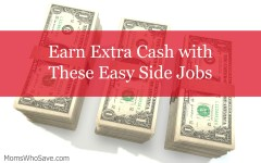 Earn Extra Cash with These Easy Side Jobs
