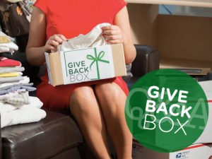 Give Back Box — Use Your Amazon & Other Boxes to Make a Difference This Holiday Season