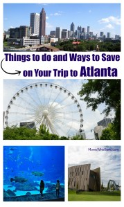 Things to do and Ways to Save on Your Trip to Atlanta