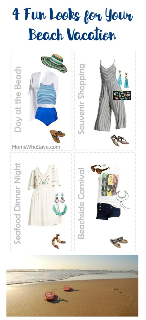 Vacation Fashion for a Beach Getaway