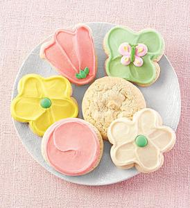 Cheryl's Spring Cookie Sampler Just $12.99 With Free Shipping PLUS a FREE $10 Gift Card