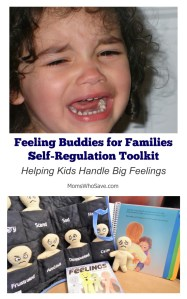 The Feeling Buddies for Families Toolkit Helps Little Ones Handle Life's Ups & Downs