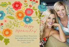 Mother's Day E-cards FREE with Your Photos, Text, and Even Video and Sound!