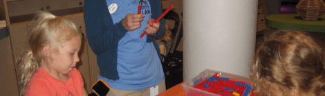 Children Become Scientists at the Children's Science Center in Virginia!