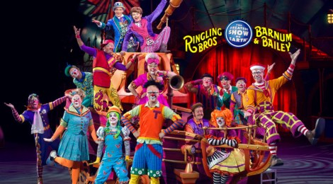 Ringling Bros. and Barnum & Bailey Pre-show