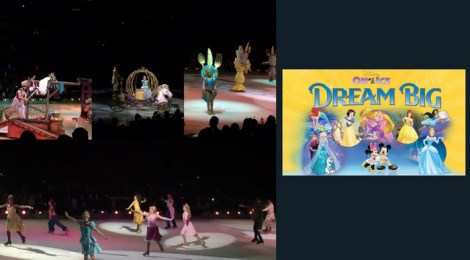 Princesses Stories Retold at Disney on Ice Presents Dream Big