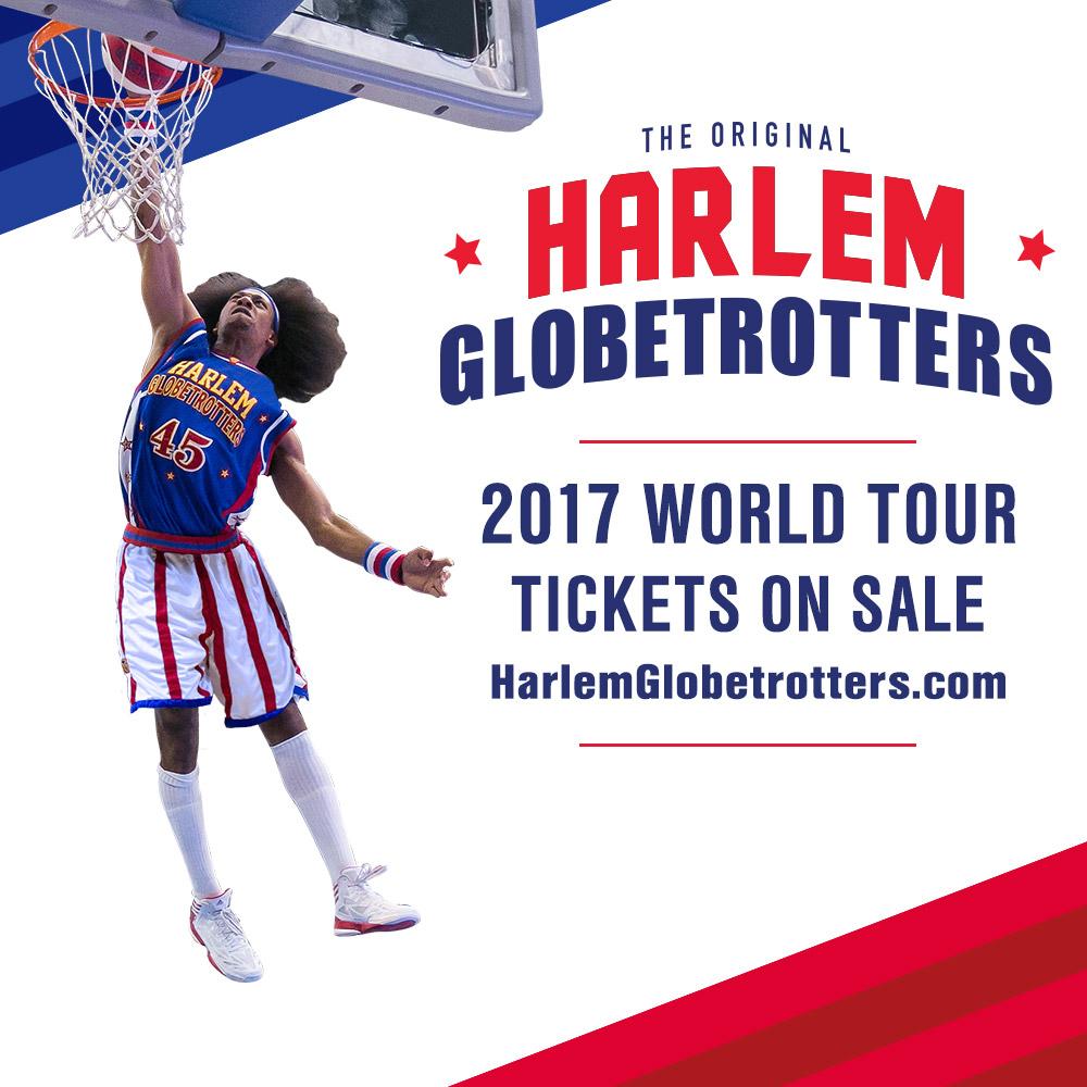 Harlem Globetrotters DC