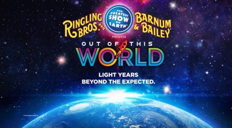 One Last Time at the Ringling Bros. Circus {Giveaway}