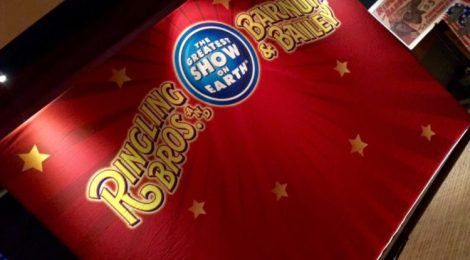 Recap of the Ringling Bros. Circus, It was a Great Run!