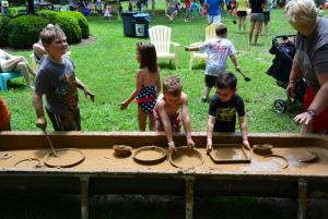 Mud Day @ AnnMarie Sculpture Garden & Arts Center | Solomons | Maryland | United States