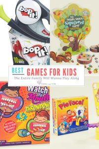 Best Board Games for Kids-Best Family Games-Moms with Tots