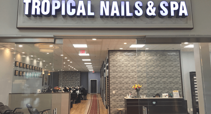 Beauty Break at Tropical Nails and Spa_Review_St Charles_Waldorf_Moms_With_Tots