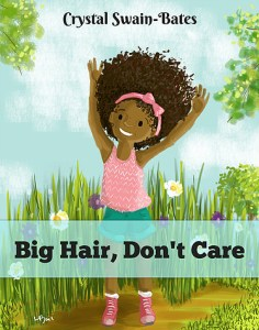 Books for Black_big_hair_dont_care_Moms with Tots