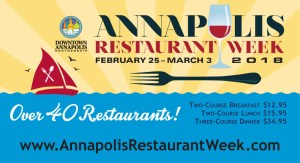 Annapolis Partnership Annapolis Resturant Week