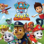 Paw patrol live Baltimore and DC