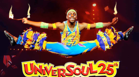 Universoul Circus at National Harbor GIVEAWAY