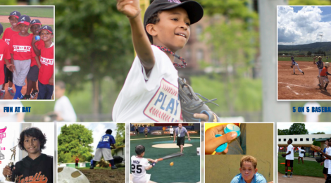 All Star Week in DC Offers FREE Fun for Kids with Opening of Play Ball Park