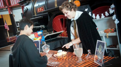 B&O Halloween Events_Wizards and Witches